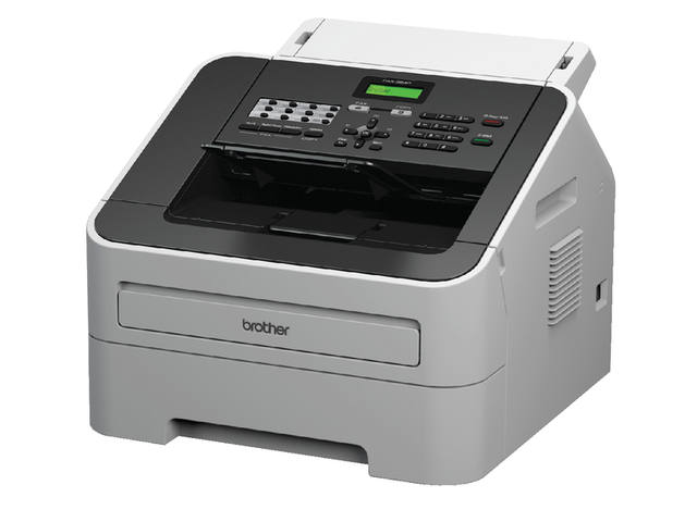 Laserfax Brother 2840 1