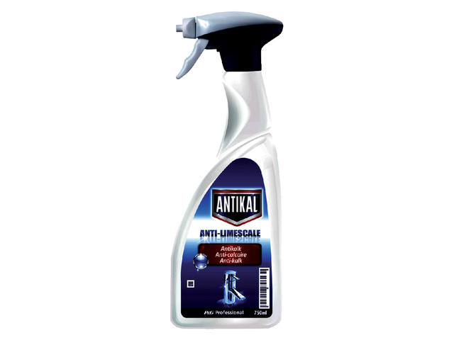 Ontkalker Antikal 750ml 1