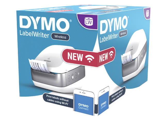 Labelwriter Dymo draadloos wit 3