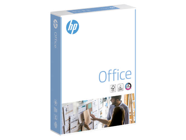Kopieerpapier HP Office A4 80gr wit 500vel 3
